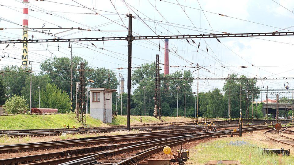 Koridor z Prahy na Olomouc je bez vlaků