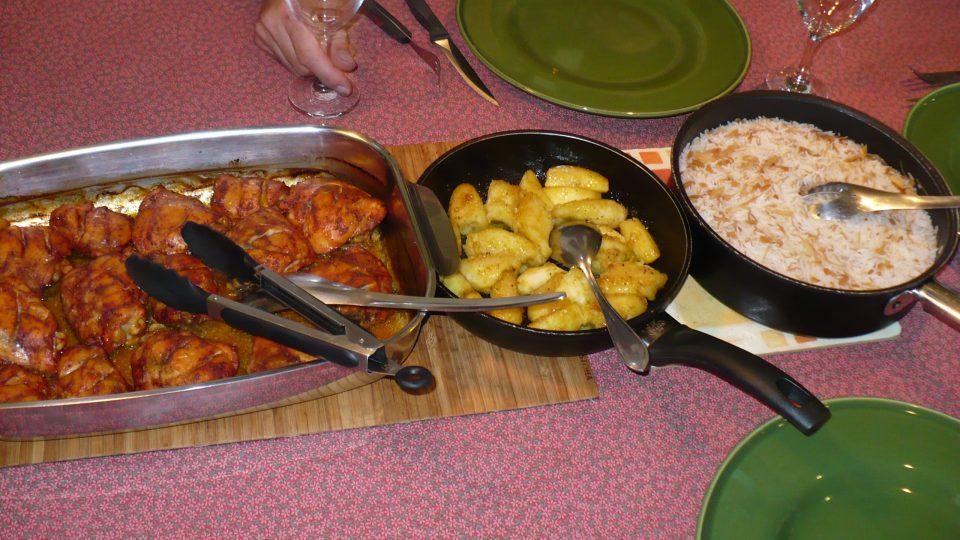 Vaříme s Habadějem - Indické kuře tanduri