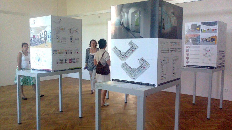 Collegium Bohemicum - výstava návrhů expozice historie česko-německých vztahů