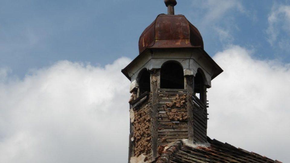 Semínský zámek s pivovarem - detail věžičky