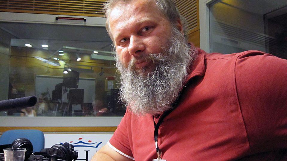 Jan Frouz, ředitel Ústavu pro životní prostředí Přírodovědecké faktulty Univerzity Karlovy v Praze