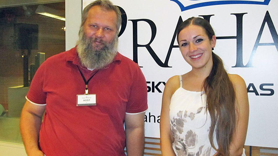 Jan Frouz a Eva Kvasničková