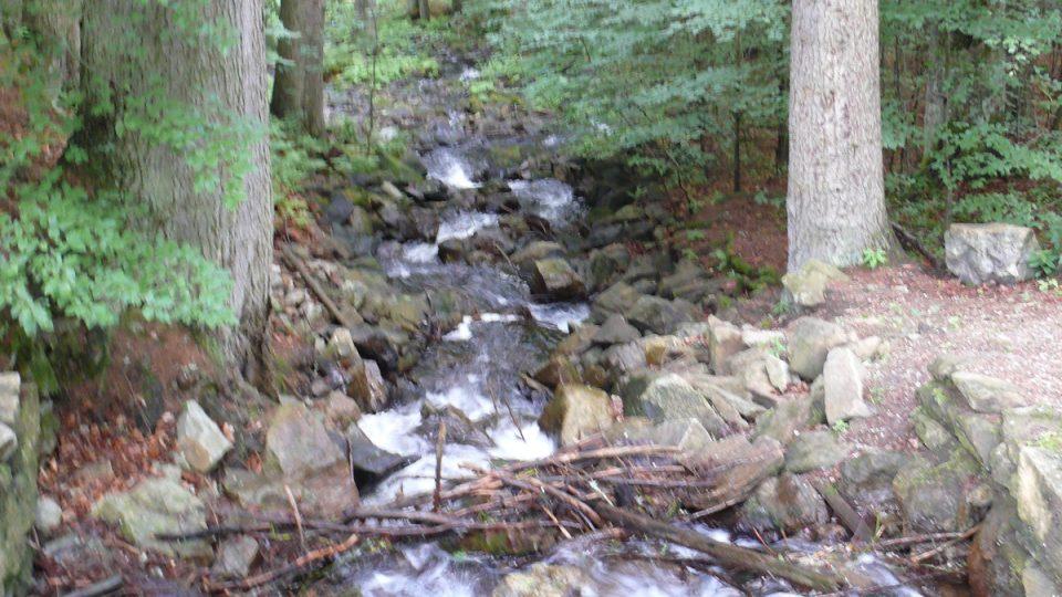Kaplický potok II