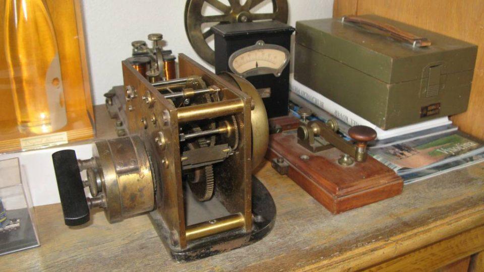 Den druhý - Historické signální přístroje Jindřichohradeckých místních drah