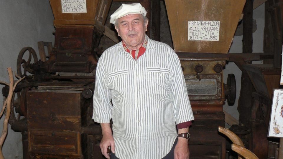 Mlynář Karel Boček