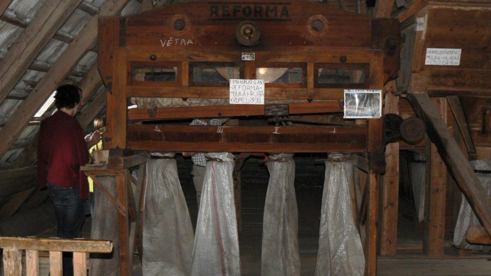 Stroj Reforma