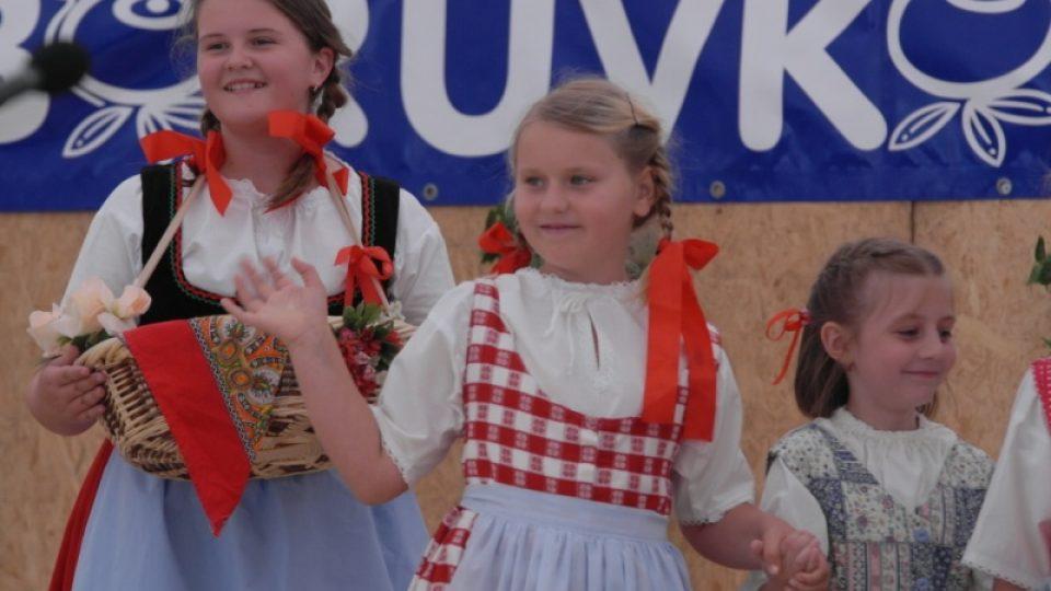 Folklorní program