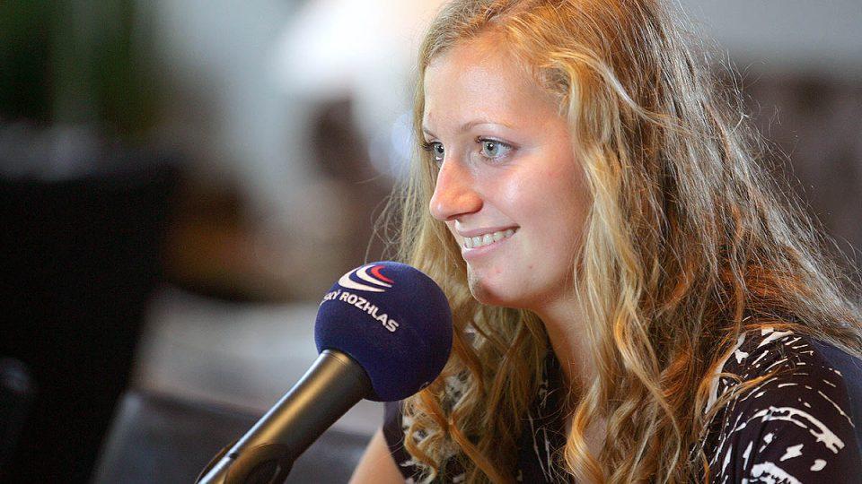Tenistka Petra Kvitová popsala zákulisí Wimbledonu