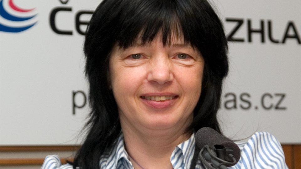 Marie Borkovcová