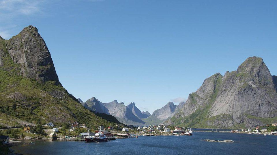 Na severonorských Lofotech kdysi žili i tučňáci
