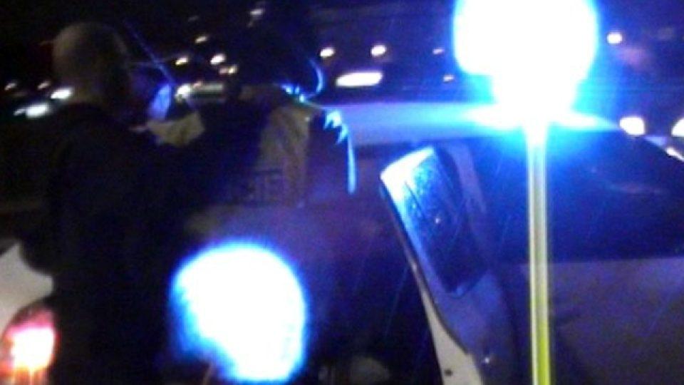 Policejní inspekce zadržela 18 policistů. Na snímku je jeden z nich.