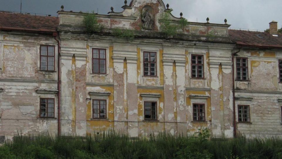 Zámek Biskupice u Jevíčka