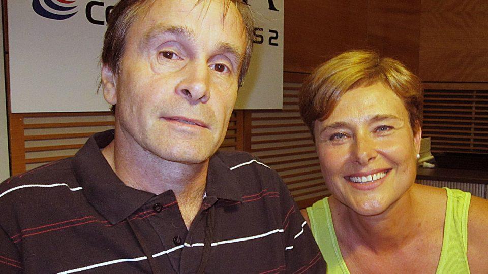 Martin Gojda a Marie Retková