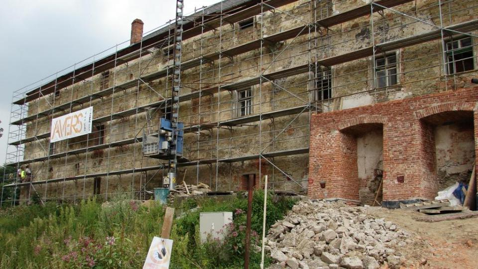 Zámek Orlice u Letohradu