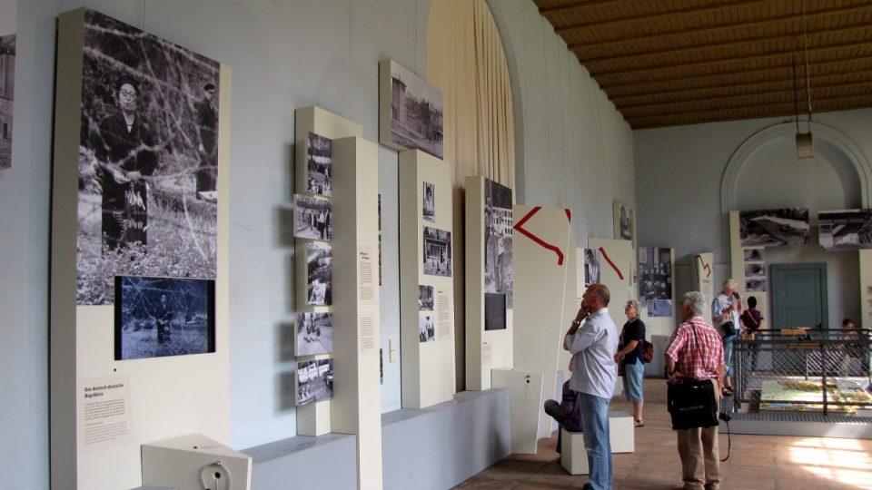 Výstava přibližuje život v Klein-Glienicke