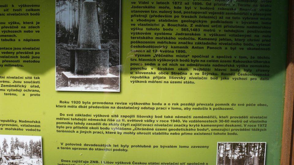 Informační tabule II