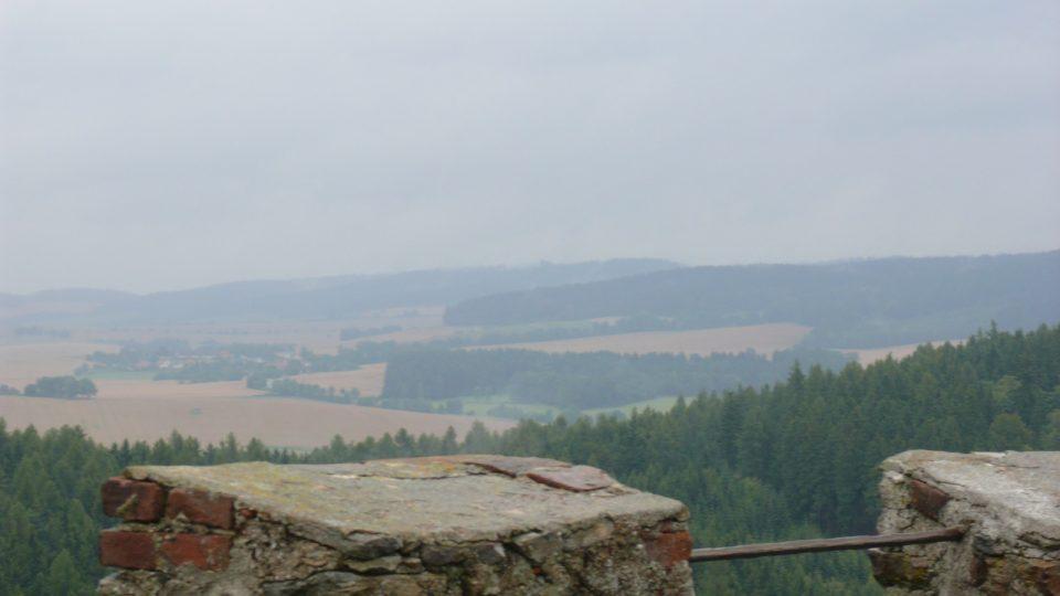 Vyhlídková věž Šelmberk