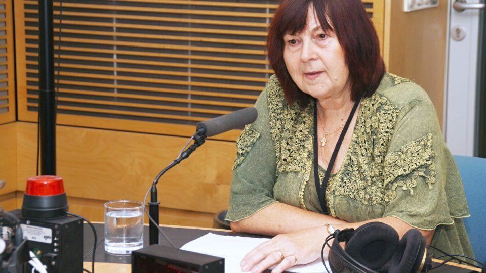 Anna Strunecká, autorka knihy Doba jedová