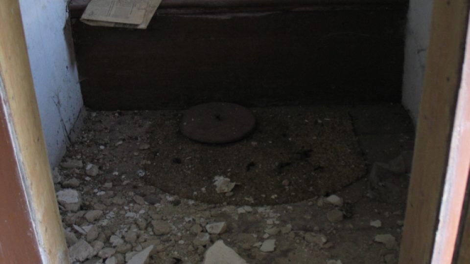 Fara ve Svinčanech - WC