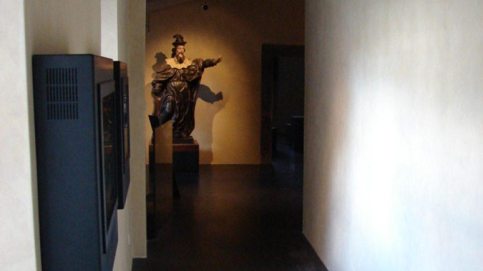 Muzeum soch v Chrudimi v bývalém kapucínském klášteře