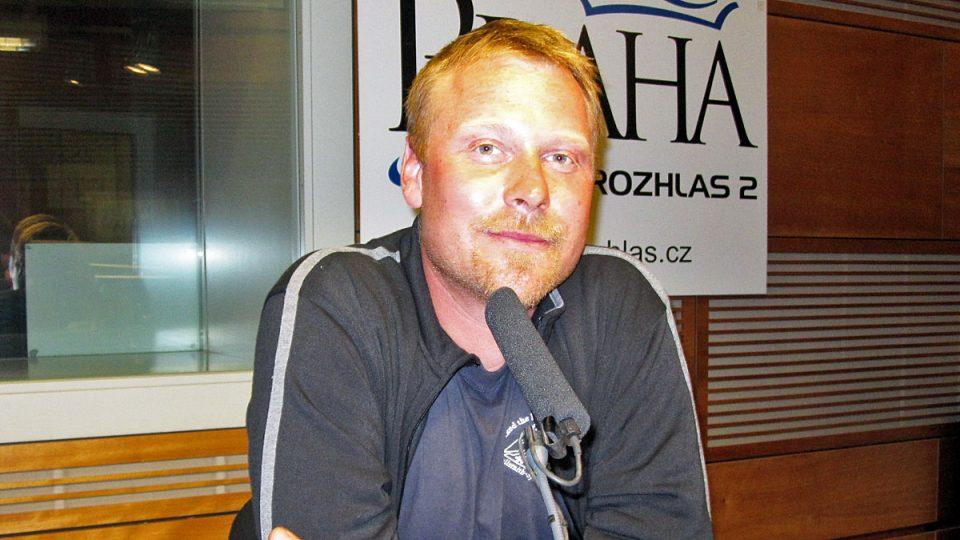 Zdeněk Vilímek, hráč na didgeridoo