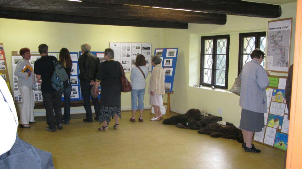 V Knorově statku byly prezentovány také plány na naučnou stezku