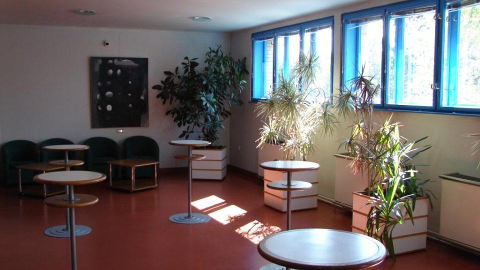 Divadlo Karla Pippicha v Chrudimi - foyer