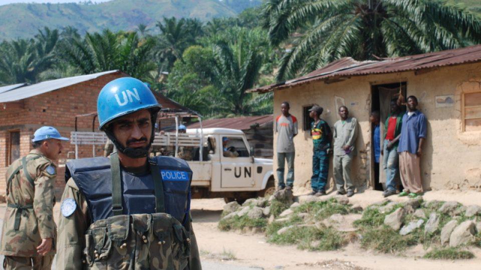 Jednou z konfliktních oblastí ve světě je Kongo