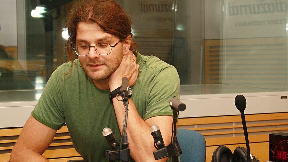 Fotograf Stanislav Krupař