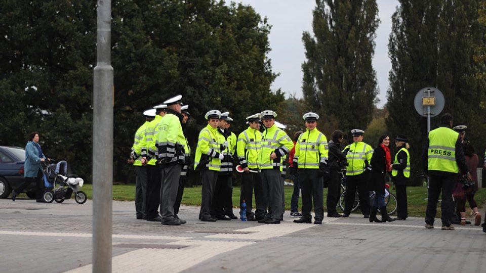 Soutěž dopravních policistů
