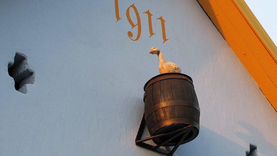 Husí pochoutky v Grobu nabízí přes třicet restaurací