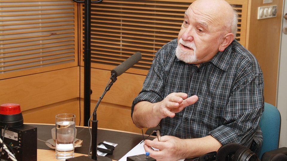 Filmový historik Karel Čáslavský