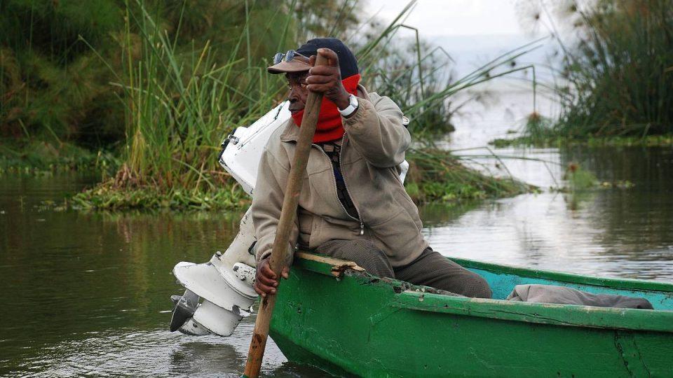 Zanikne-li jezero Naivasha, hrozí konec i veškerému životu v jeho okolí