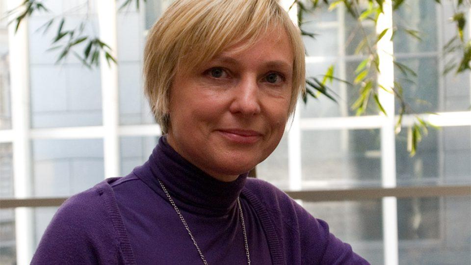 Lenka Kopecká