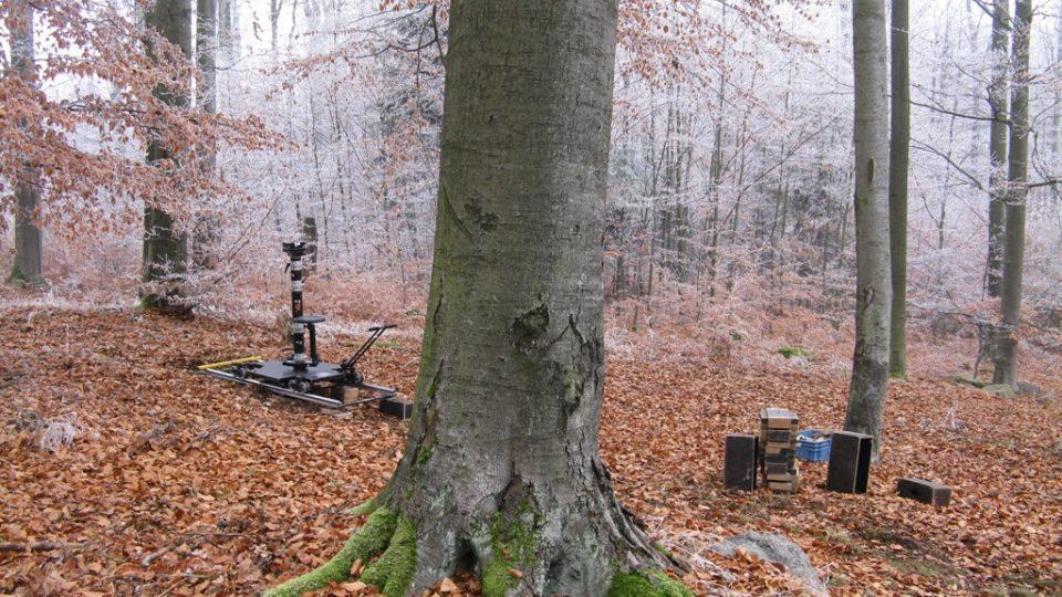 Další místo, kde filmaři natáčeli