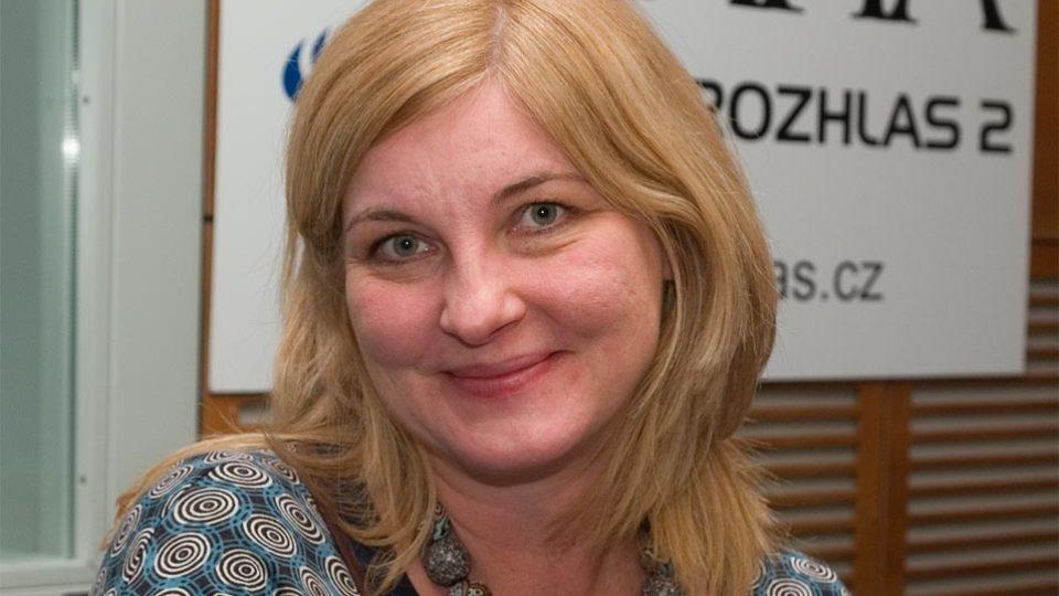 Michaela Vetešková