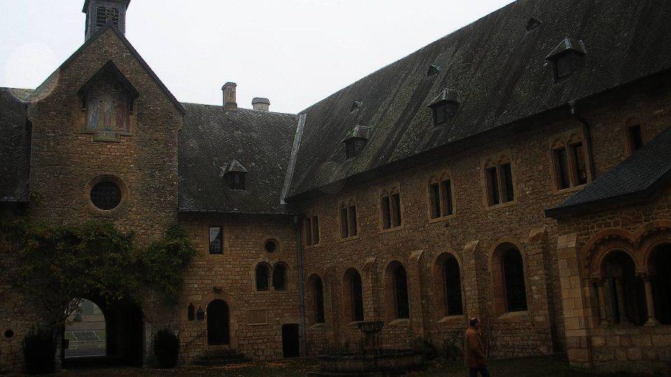 V orvalském opatství se pivo vařilo ve středověku a vaří se tam i dnes