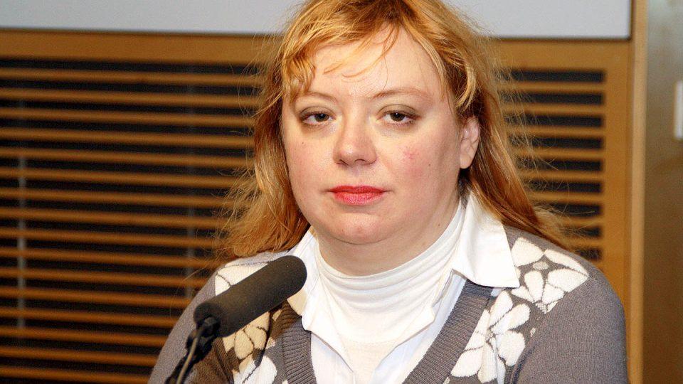 Politoložka Ilona Švihlíková považuje současnou krizi za systémovou záležitost
