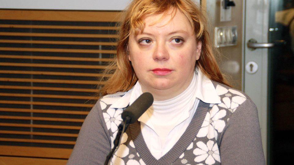 Ilona Švihlíková nastínila očekávání, které má spojené s rokem 2012