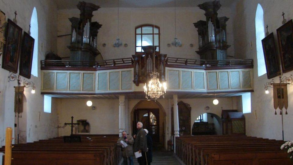 Kostel v Klášterci nad Orlicí