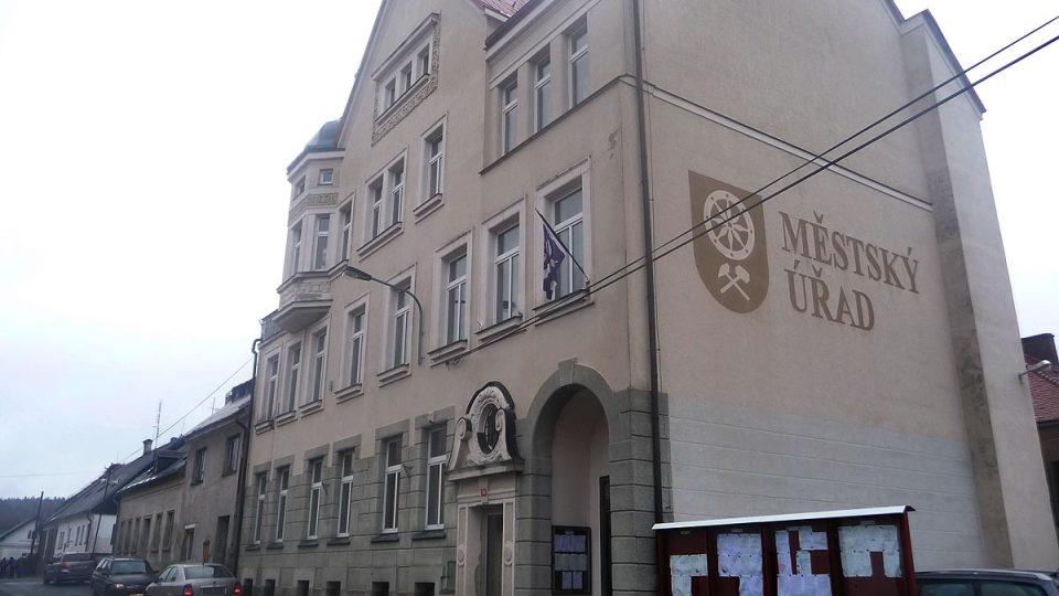 Budova městského úřadu patří mezi architektonické skvosty