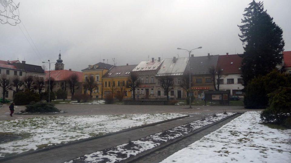 Nové Město pod Smrkem bylo vystavěno po vzoru saských měst