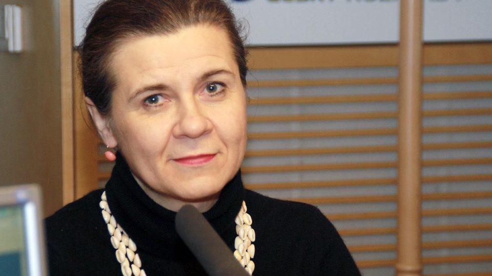 Marta Smolíková se domnívá, že ministerstvo kultury je velmi složitý resort