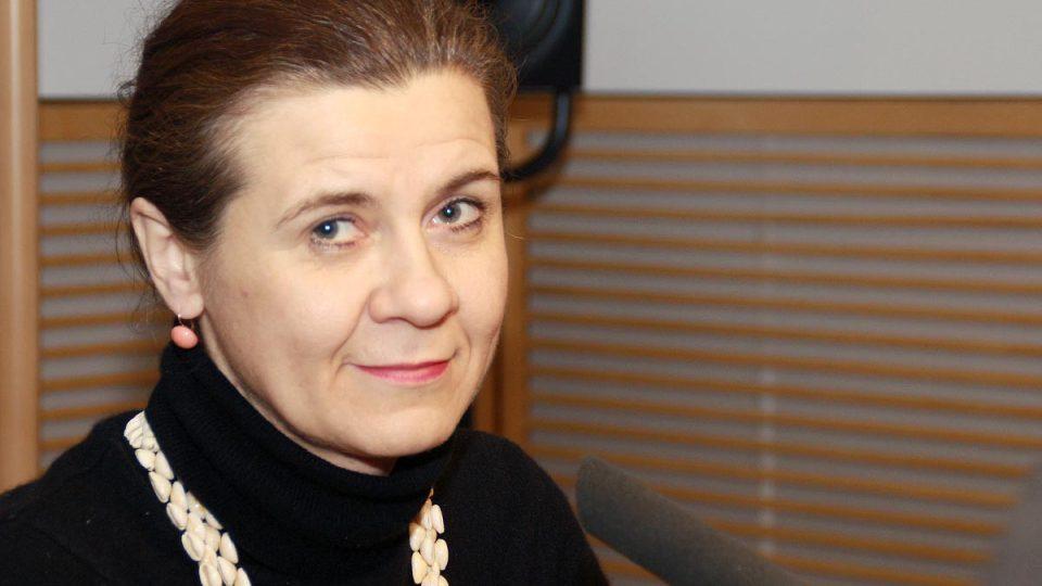 Marta Smolíková z centra ProCulture mluvila o nové ministryni kultury