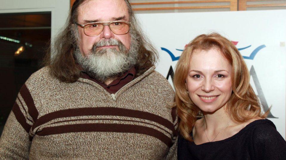 Tomáš Durdík a Martina Kociánová