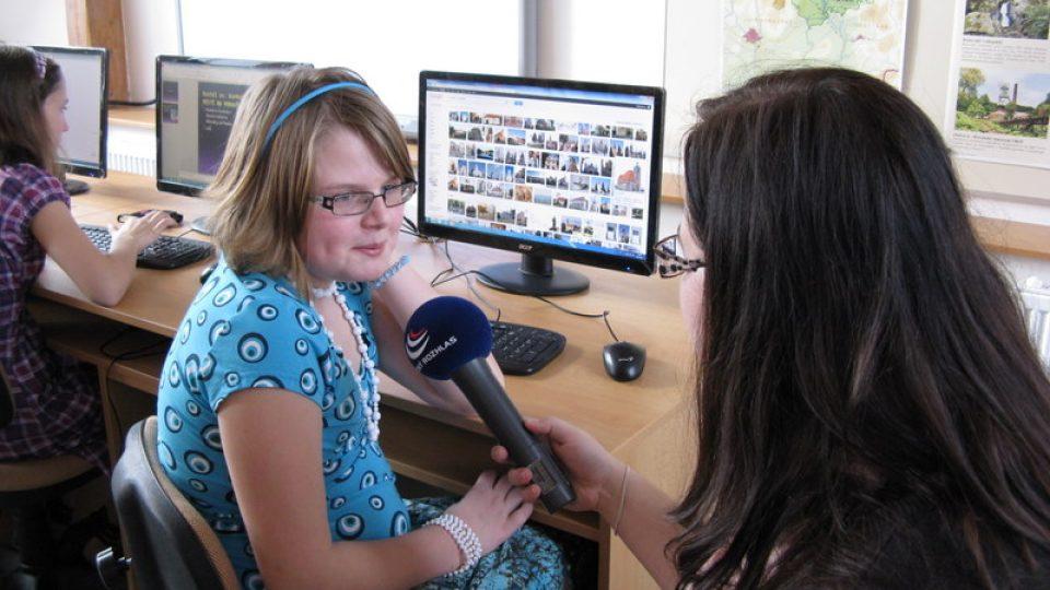 Paseka - anketa mezi dětmi o nové učebně