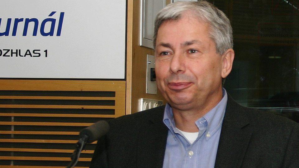 Oční chirurg profesor Martin Filipec byl hostem Dopoledního Radiožurnálu