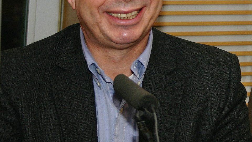 Zábavné je, když jsou oči operovány očnímu chirurgovi, směje se Martin Filipec