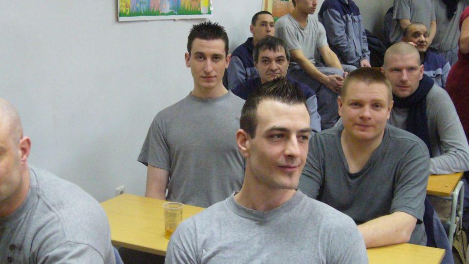 Vězni jiřické věznice netrpělivě čekají na vysvědčení