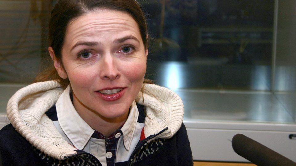 Petra Žikovská mluvila o protestech proti dohodě ACTA